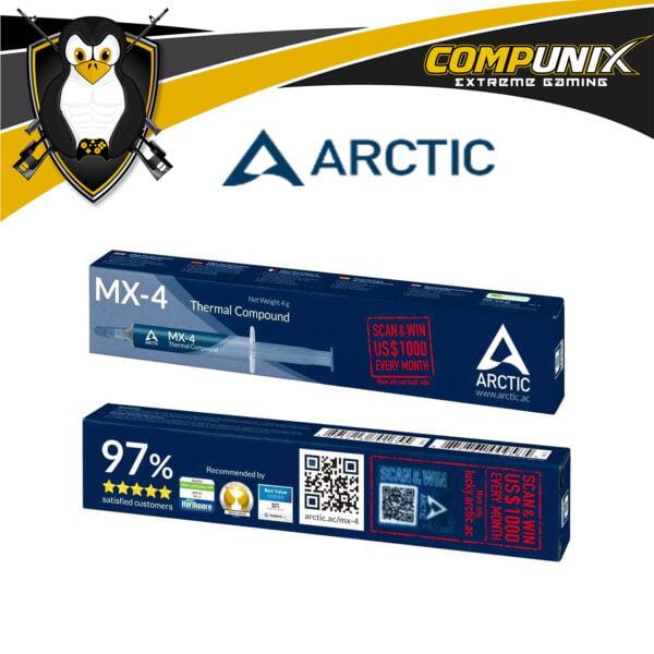 PASTA TERMICA ARCTIC MX-4 2020