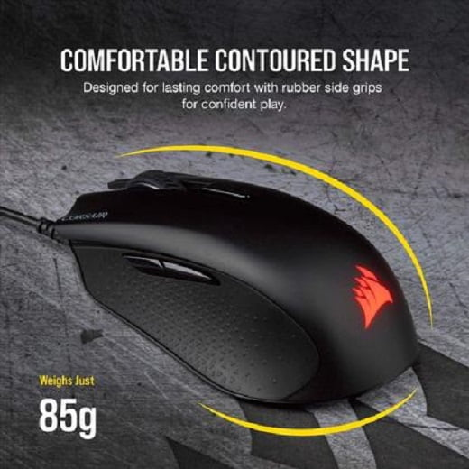 MOUSE GAMER CORSAIR HARPOON RGB PRO 12K DPI G