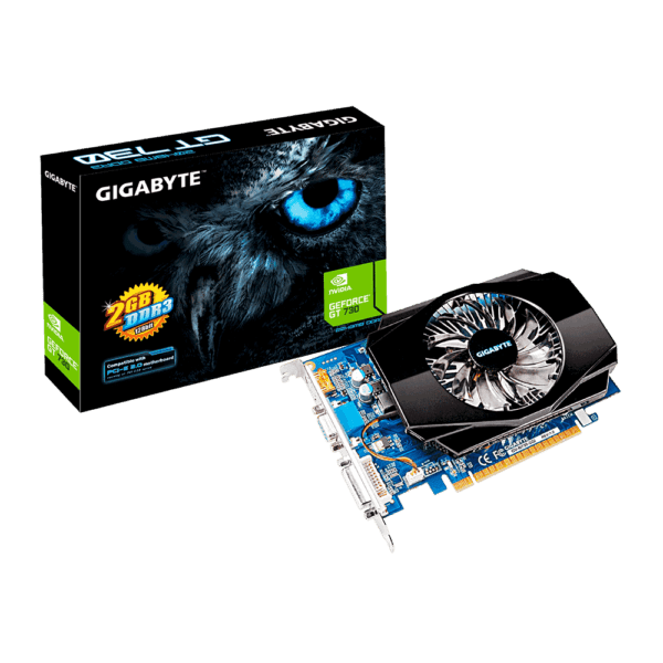 VIDEO GIGABYTE GT730 2GB A