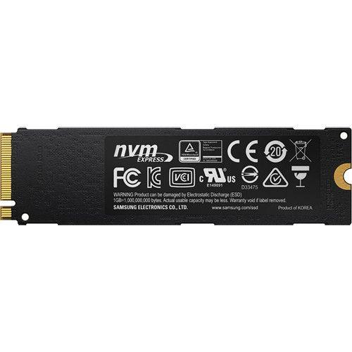 SSD NVMe SAMSUNG EVO M.2 250GB F