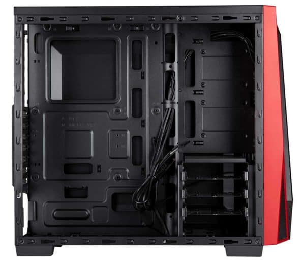 CASE CORSAIR CARBIDE SPEC 04 RED F