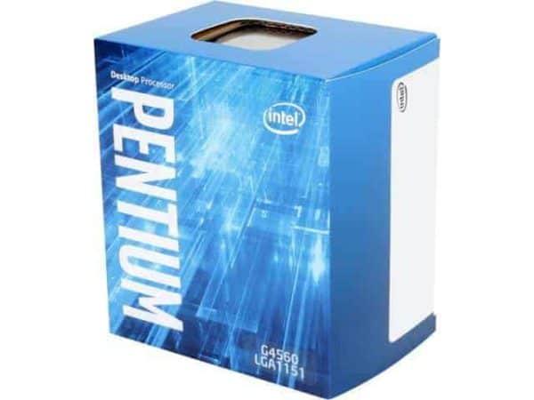 Procesador Intel Pentium G4560 3.5Ghz 4 Hilos C