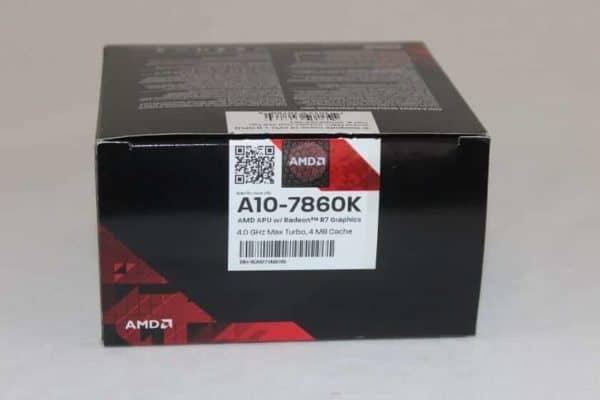 Procesador AMD Apu A10-7860K 4.0GHZ D