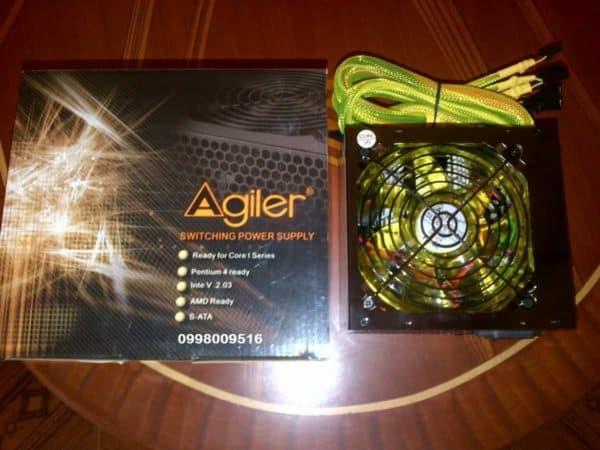 Fuente de Poder Agiler PS-800I 800W D
