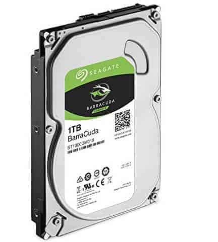 Disco Duro Seagate Barracuda 1TB D