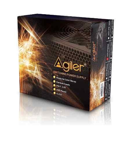 Fuente de Poder Agiler PS-800I 800W A