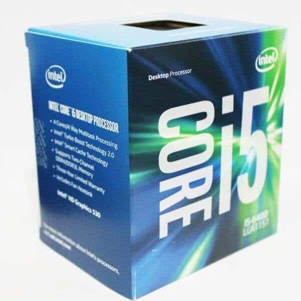 Procesador Intel Core I5-6400 B
