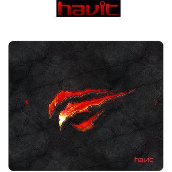 MOUSE GAMER HAVIT HV-MS672 LED 2400DPI + MOUSE PAD B