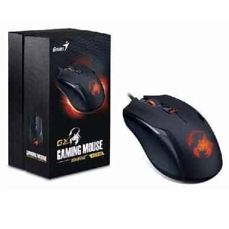 MOUSE GAMER GENIUS GX AMMOX X1-400 A