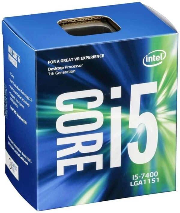 Procesador Intel Core I5-7400 3,0Ghz A