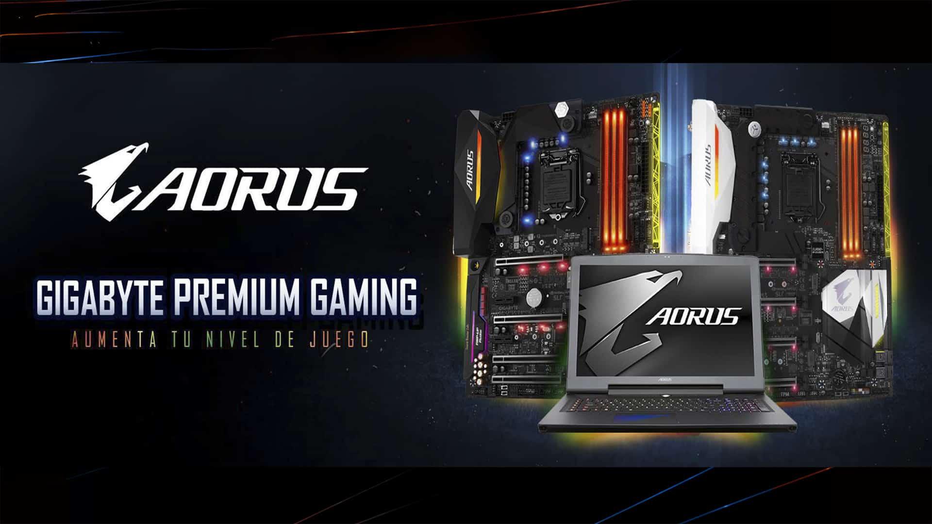 AORUS-Gaming
