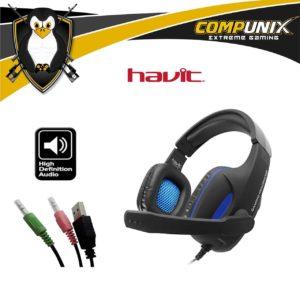 AUDIFONO CON MICROFONO GAMER HAVIT HV-H2239D