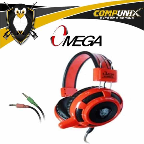 AUDIFONO GAMER OMEGA HS-9050