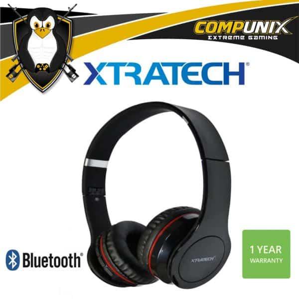 Audifonos Bluetooth Xtratech XT-508BT