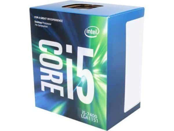 Procesador Intel Core I5-7400 3,0Ghz B