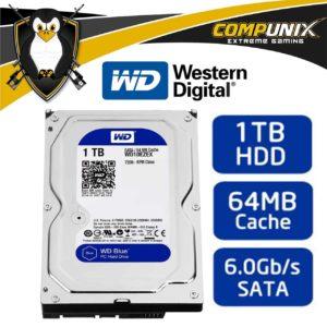 DISCO DURO WD10EZEX BLUE 1TB PC