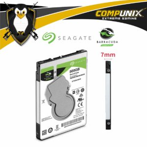 Disco Duro Seagate 500GB Laptop Thin A