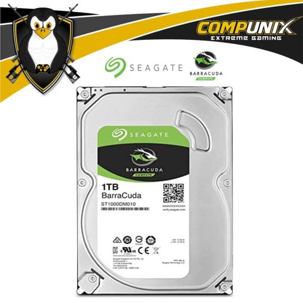 Disco Duro Seagate Barracuda 1TB A