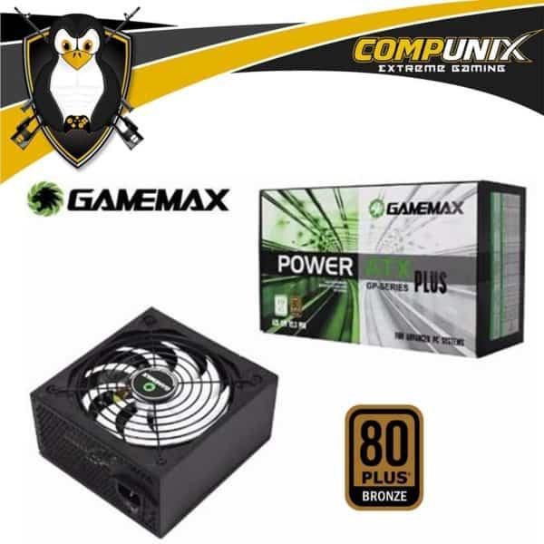 FUENTE DE PODER GAMEMAX 650W