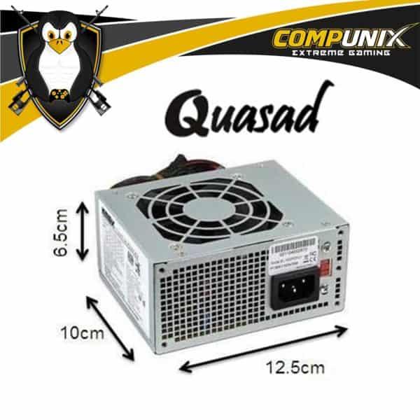 Fuente De Poder Micro Atx Quasad 650w