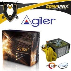 Fuente de Poder Agiler PS-800I 800W