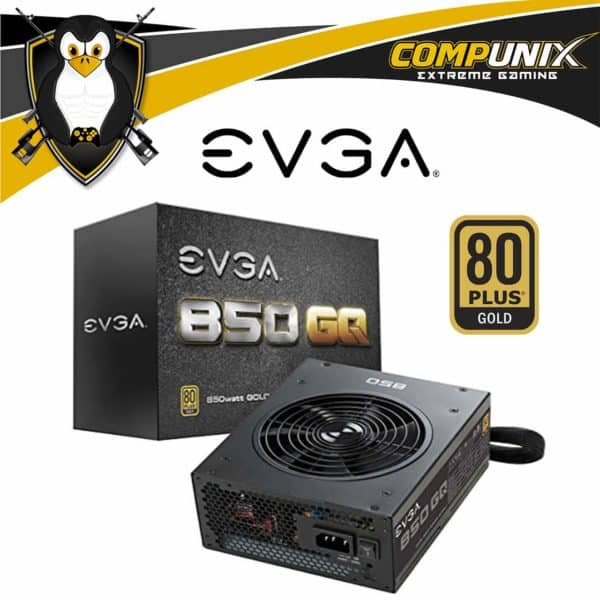 Fuente de Poder EVGA 850GQ A