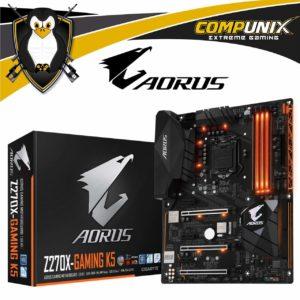 Motherboard Gigabyte Aorus Z270x Gaming K5 A