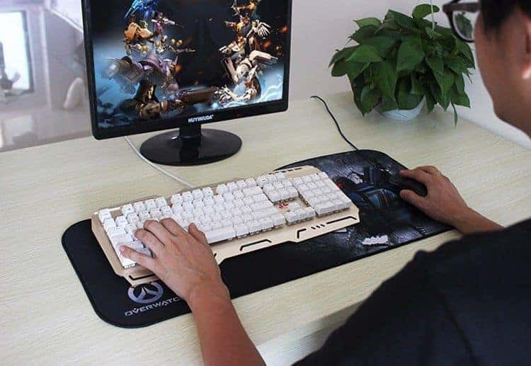 Mouse Pad Overwatch G