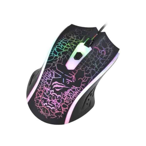 MOUSE GAMER HAVIT HV-MS736 LED 1200DPI B