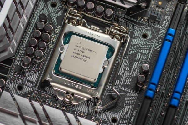 Procesador Intel Core I7-6700k 4,0ghz D