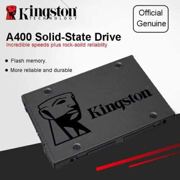DISCO SÓLIDO SSD KINGSTON A400 SATA III D