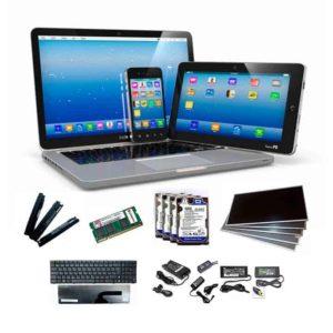 Laptops Tablets y Repuestos