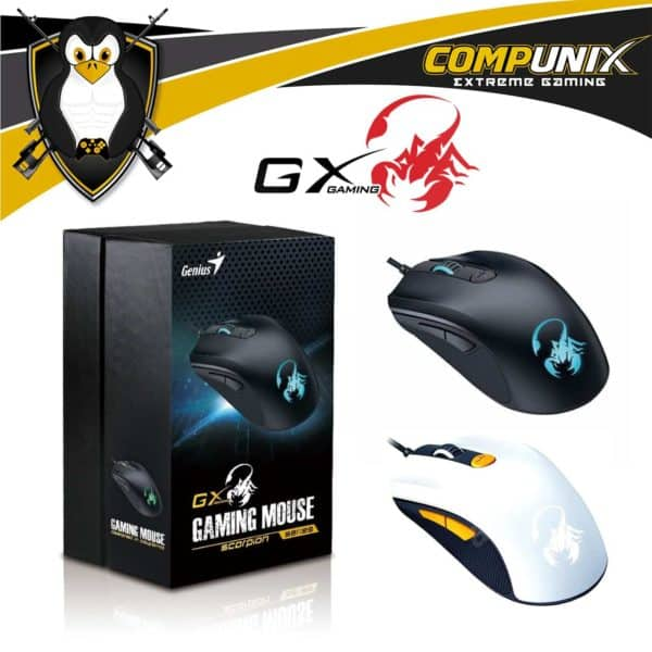 MOUSE GAMER GENIUS GX SCORPION M8 610