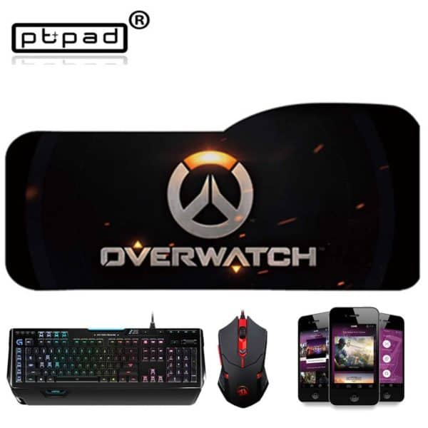 Mouse Pad Overwatch E