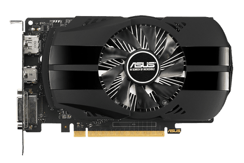 VIDEO ASUS PHOENIX GT1050Ti 4GB C