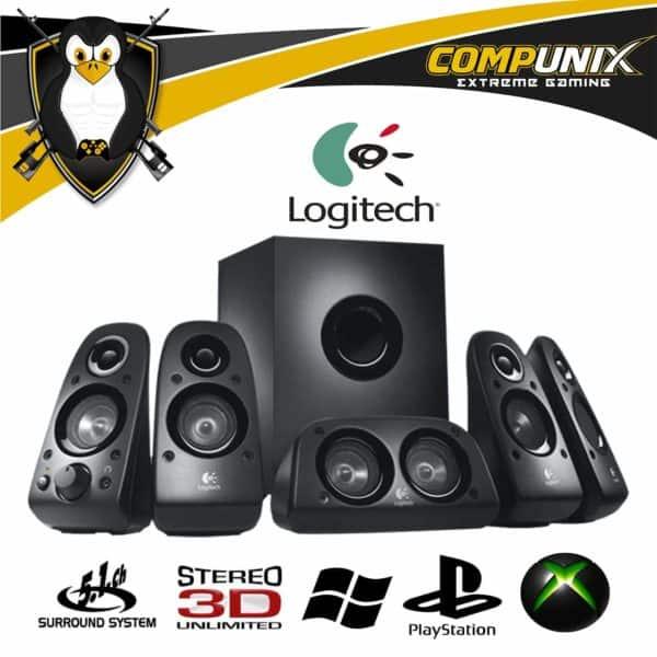 Parlantes Logitech Z506 A
