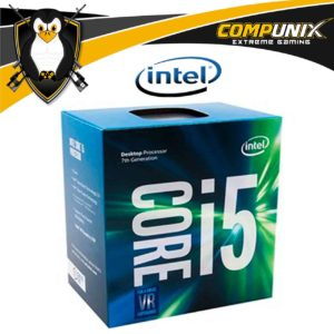 Procesador Intel Core I5-7400 3,0Ghz