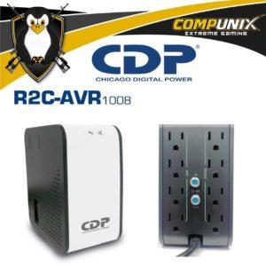REGULADOR DE VOLTAJE CDP R2C AVR 1008
