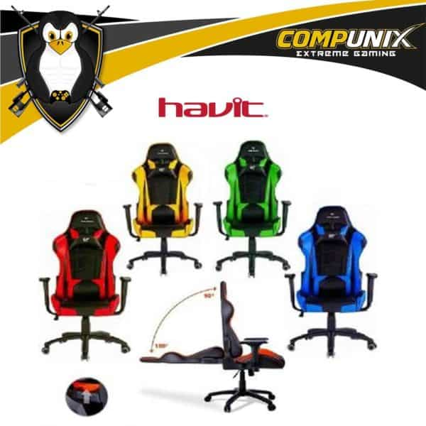SILLA GAMER HAVIT HV-GV901