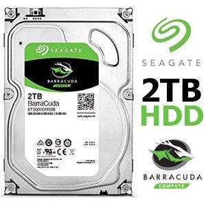 DISCO DURO SEAGATE BARRACUDA 2TB PC C