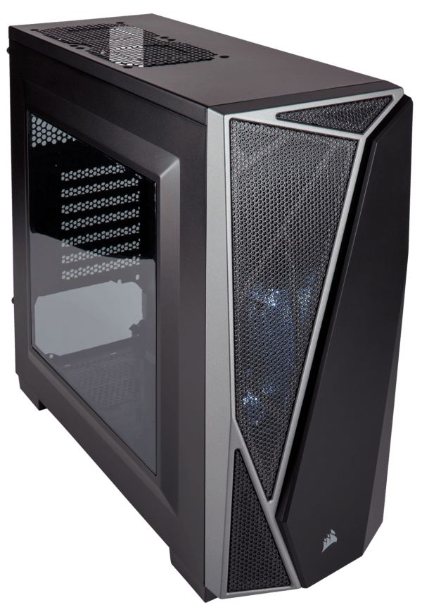 CASE CORSAIR CARBIDE SPEC 04 BLACK B