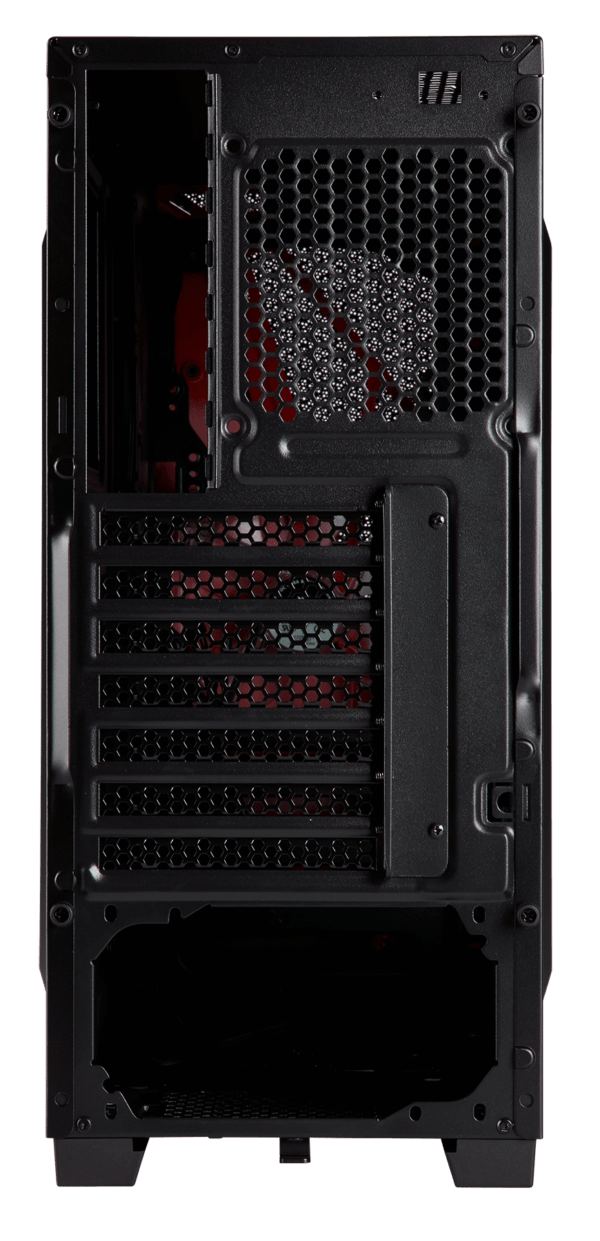 CASE CORSAIR CARBIDE SPEC 04 RED E