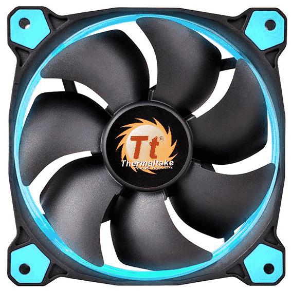 Ventilador PC Thermaltake Riing 12 Led Blue C