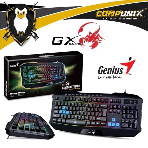 Teclado Genius GX Scorpion K215 A