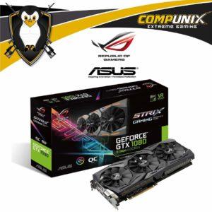 ASUS ROG STRIX GTX1080 O8GB 11GBPS A