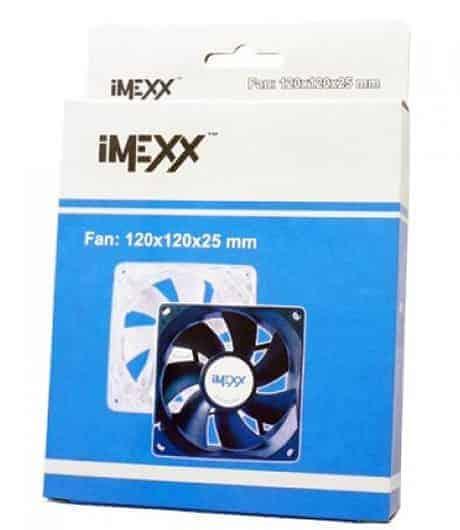 Ventilador PC Imexx 120mm LED B