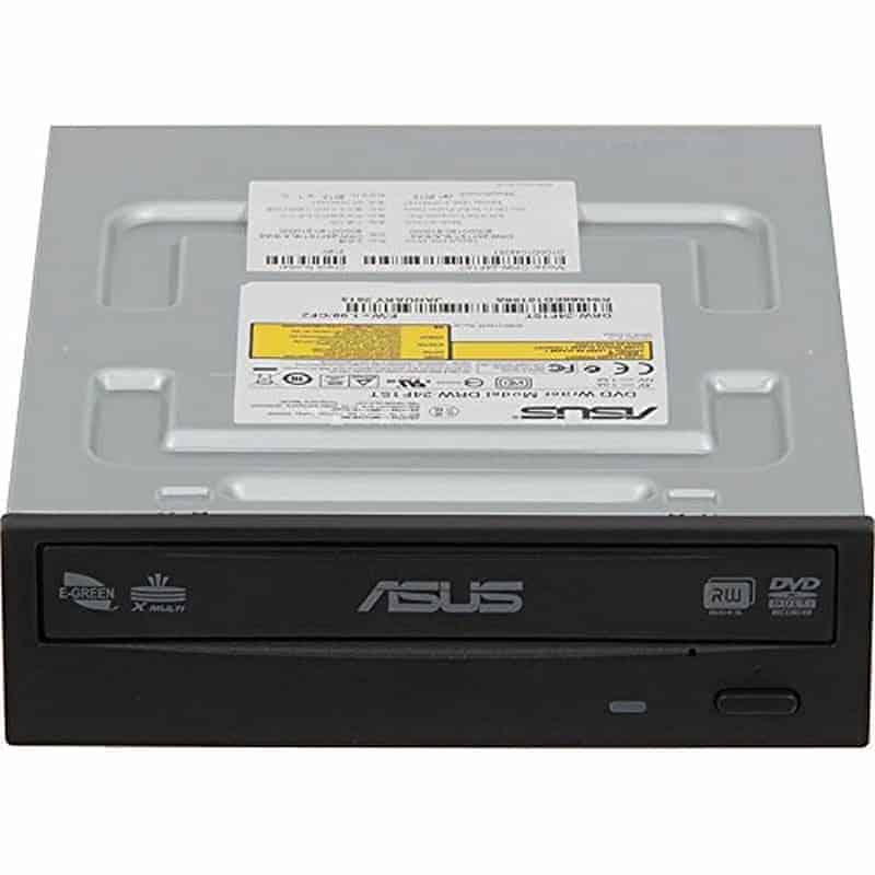 DVD WRITER ASUS DRW 24F1MT B