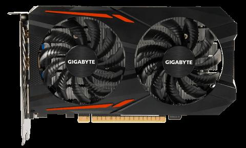 TARJETA VIDEO GIGABYTE GTX1050Ti 4GB OC C
