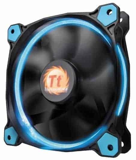 Ventilador PC Thermaltake Riing 12 Led Blue B