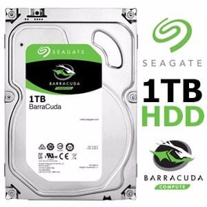 Disco Duro Seagate Barracuda 1TB C